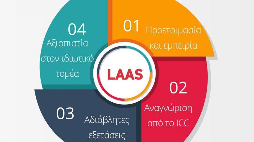 Εγκύκλιος εξετάσεων LAAS Μαΐου 2020