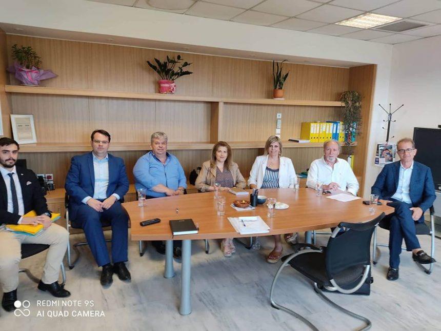 Συνάντηση PALSO με το Υπουργείο Παιδείας