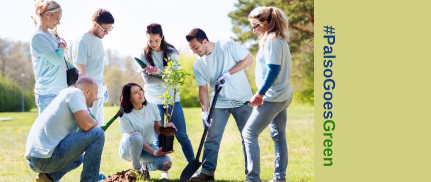 Τα οφέλη του εθελοντισμού στα παιδιά – #PalsoGoesGreen