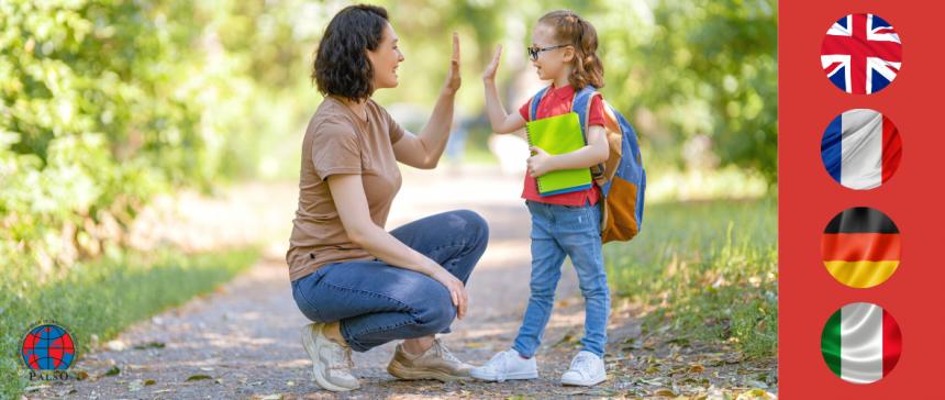 Palso: Ποια ξένη γλώσσα να επιλέξω για το παιδί μου;